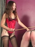 Ass caning